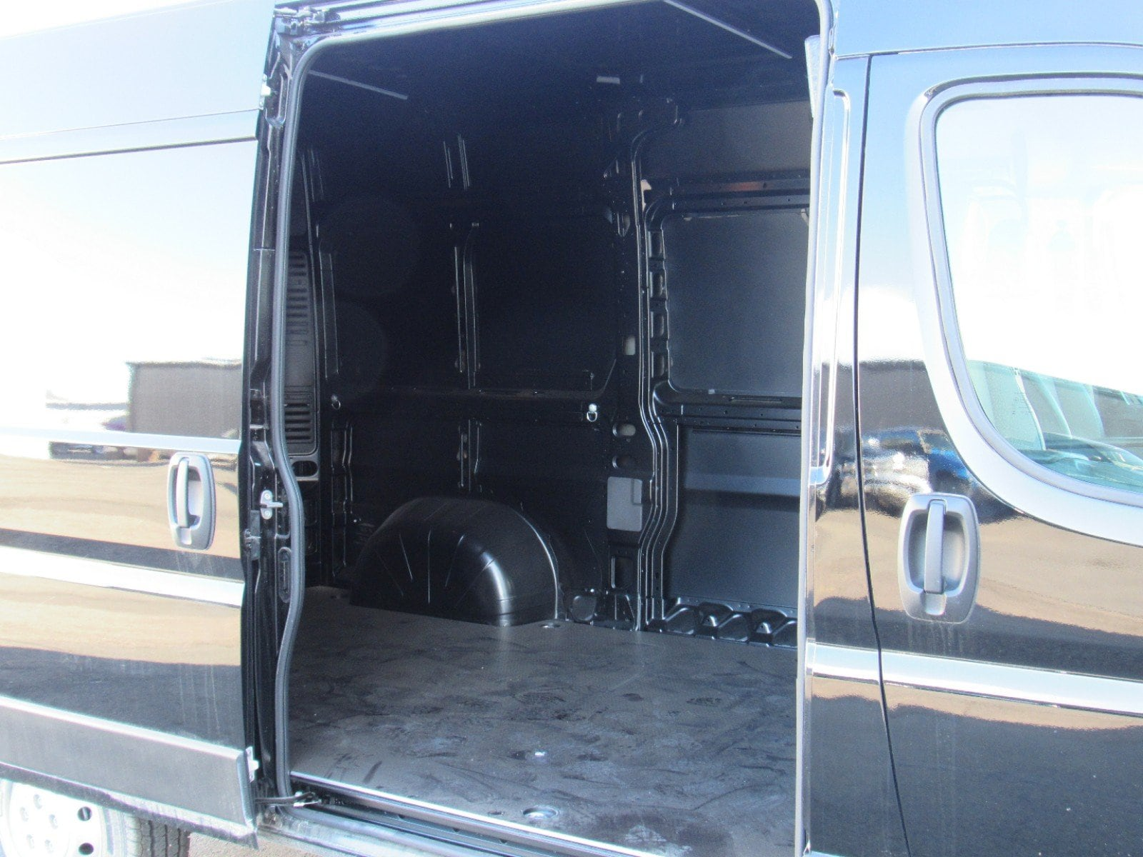 2019 ProMaster 1500 High Roof FWD,  Empty Cargo Van #D3460 - photo 8