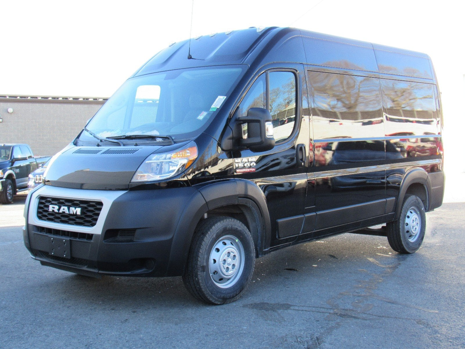 2019 ProMaster 1500 High Roof FWD,  Empty Cargo Van #D3460 - photo 5