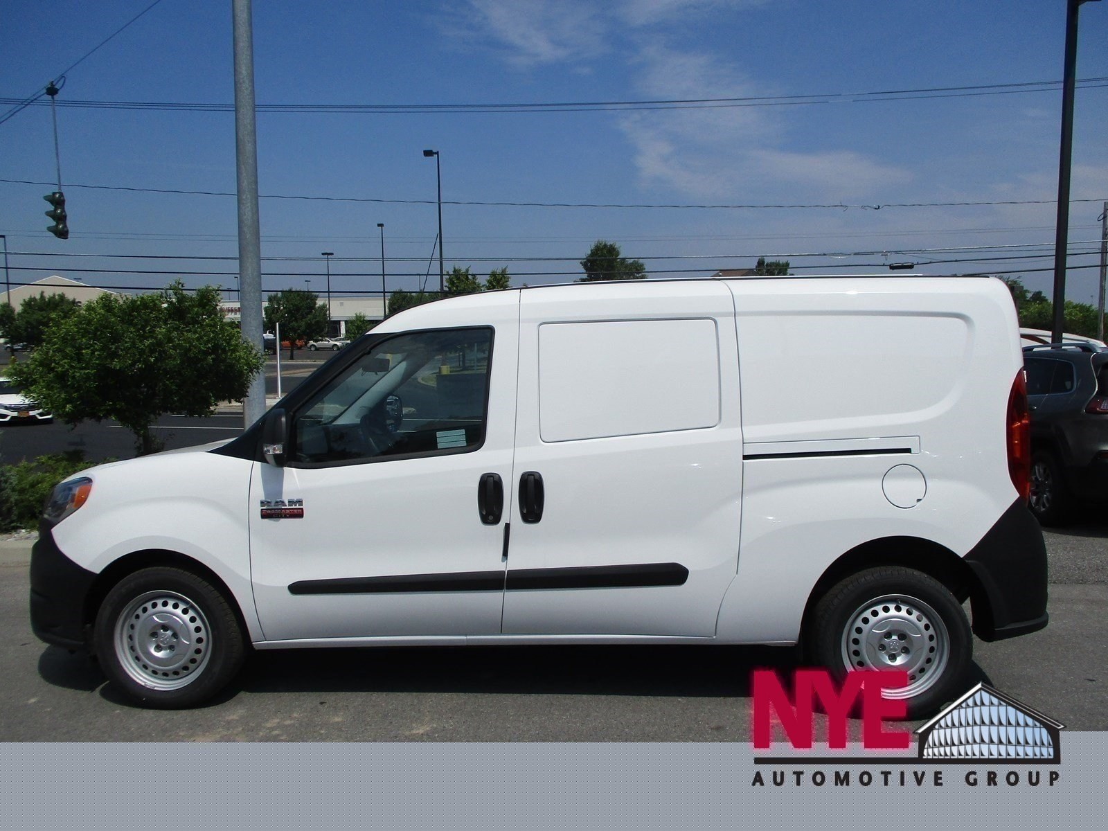 2018 ProMaster City FWD,  Empty Cargo Van #CT0229 - photo 3