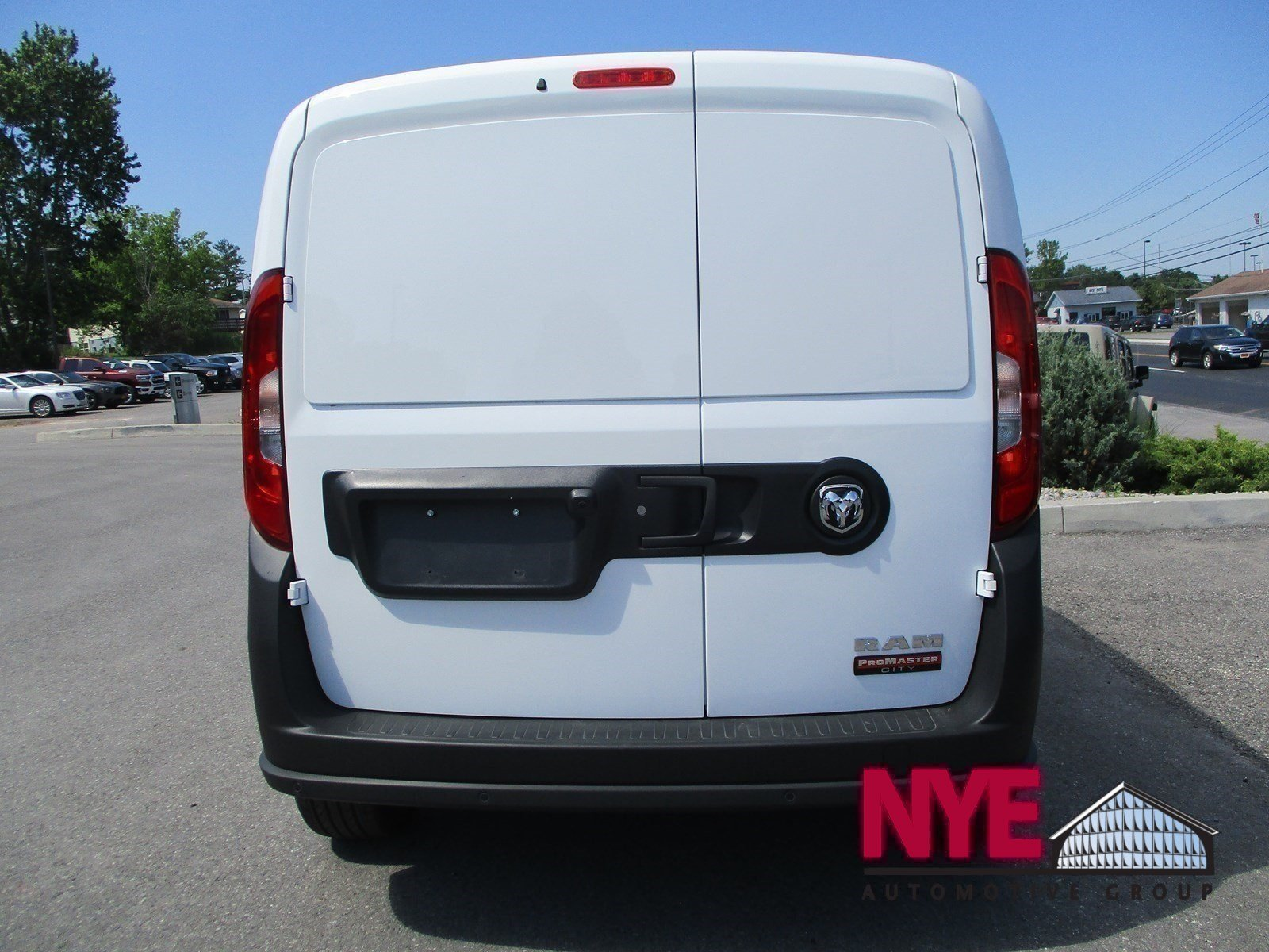 2018 ProMaster City FWD,  Empty Cargo Van #CT0229 - photo 6