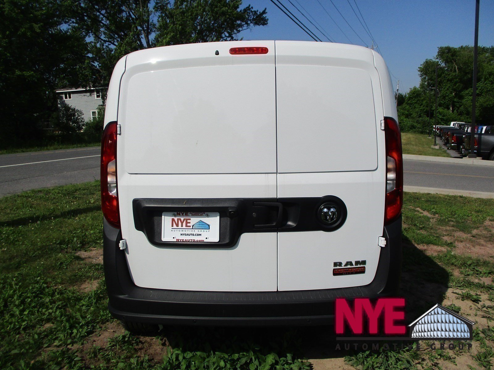2018 ProMaster City FWD,  Empty Cargo Van #CT0230 - photo 5