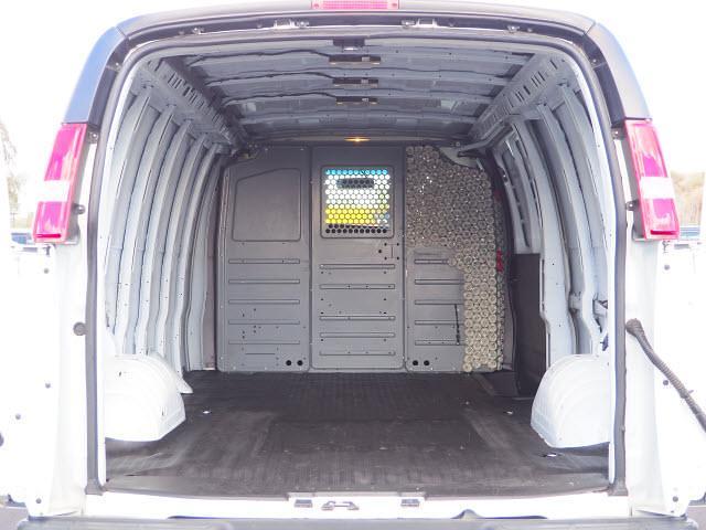 2019 Chevrolet Express 2500 4x2, Empty Cargo Van #20569X - photo 1