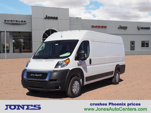2021 Ram ProMaster 3500 FWD, Empty Cargo Van #21578 - photo 1