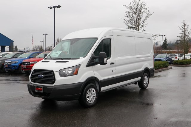 2019 Ford Transit 250 Med Roof 4x2, Harbor Upfitted Cargo Van #T20755 - photo 1