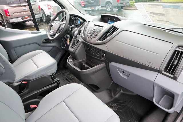 2019 Ford Transit 250 Med Roof 4x2, Harbor General Service Upfitted Cargo Van #T20755 - photo 16