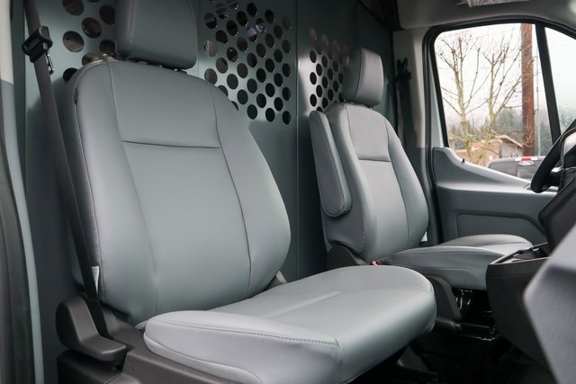 2019 Ford Transit 250 Med Roof 4x2, Harbor General Service Upfitted Cargo Van #T20755 - photo 17