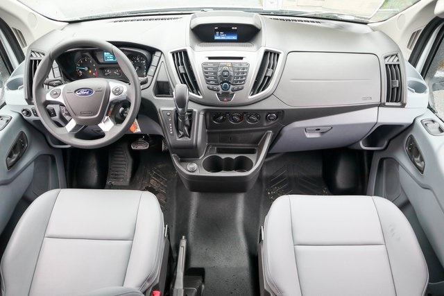 2019 Ford Transit 250 Med Roof 4x2, Harbor General Service Upfitted Cargo Van #T20755 - photo 18