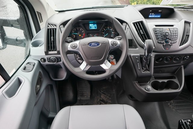 2019 Ford Transit 250 Med Roof 4x2, Harbor General Service Upfitted Cargo Van #T20755 - photo 19