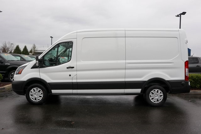2019 Ford Transit 250 Med Roof 4x2, Harbor General Service Upfitted Cargo Van #T20755 - photo 3