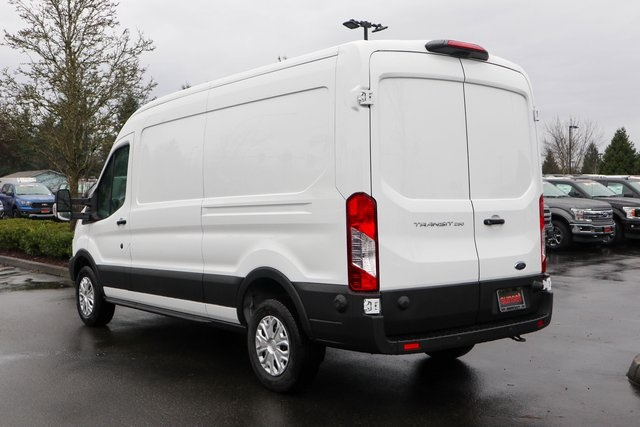 2019 Ford Transit 250 Med Roof 4x2, Harbor General Service Upfitted Cargo Van #T20755 - photo 4