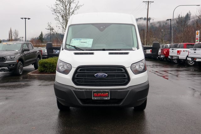 2019 Ford Transit 250 Med Roof 4x2, Harbor General Service Upfitted Cargo Van #T20755 - photo 9