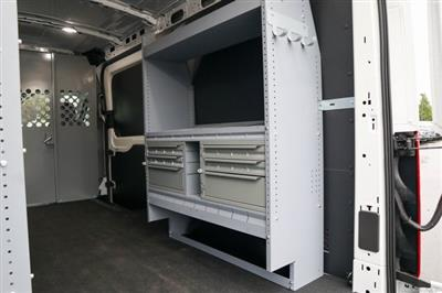 2019 Ford Transit 250 Med Roof 4x2, Harbor General Service Upfitted Cargo Van #T20755 - photo 14
