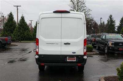 2019 Ford Transit 250 Med Roof 4x2, Harbor General Service Upfitted Cargo Van #T20755 - photo 5