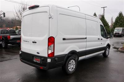 2019 Ford Transit 250 Med Roof 4x2, Harbor General Service Upfitted Cargo Van #T20755 - photo 6