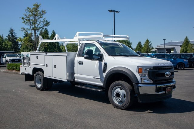 2020 Ford F-450 Regular Cab DRW 4x2, Scelzi Combo Body #T21136 - photo 1