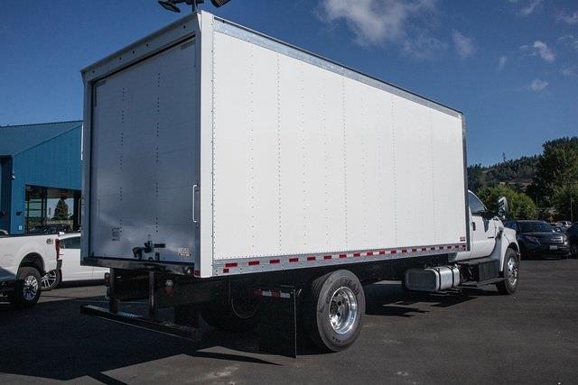 2021 Ford F-650 Super Cab DRW 4x2, Cab Chassis #T21146 - photo 1