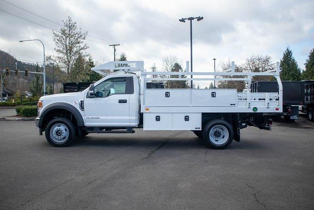 2020 Ford F-450 Regular Cab DRW 4x4, Knapheide Contractor Body #T21550 - photo 6