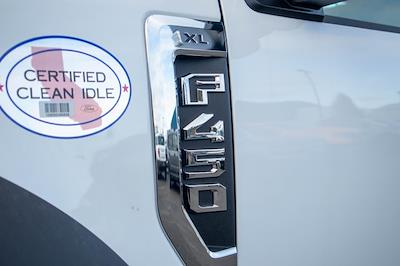 2020 Ford F-450 Regular Cab DRW 4x4, Knapheide Contractor Body #T21550 - photo 9