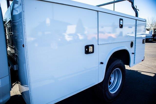 2021 Ford F-350 Crew Cab DRW 4x4, Knapheide Steel Service Body #T21789 - photo 11