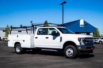 2021 Ford F-350 Crew Cab DRW 4x4, Knapheide Steel Service Body #T21789 - photo 1