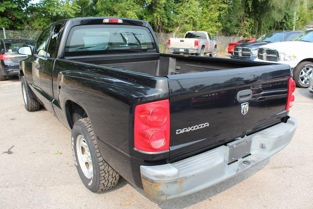 2007 Ram Dakota Club Cab RWD, Pickup #19090 - photo 1