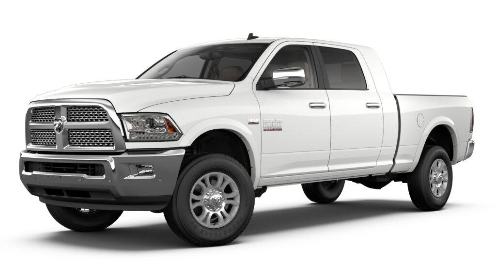 2018 Ram 2500 Mega Cab 4x4,  Pickup #D8-14103 - photo 1