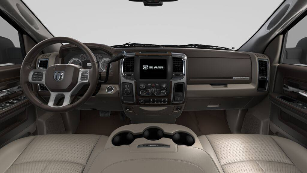 2018 Ram 2500 Mega Cab 4x4,  Pickup #D8-14103 - photo 3