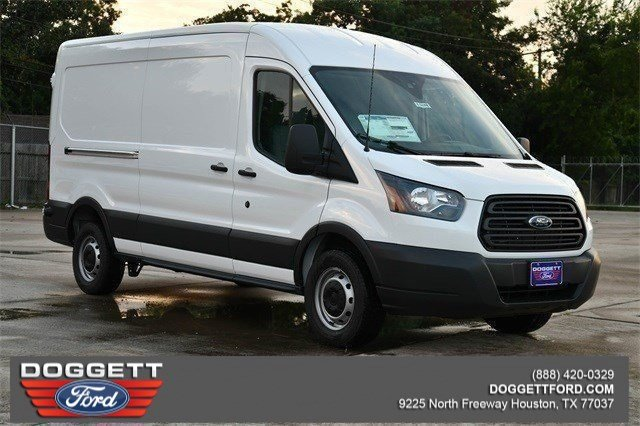 2018 Transit 250 Med Roof 4x2,  Empty Cargo Van #D0448 - photo 1