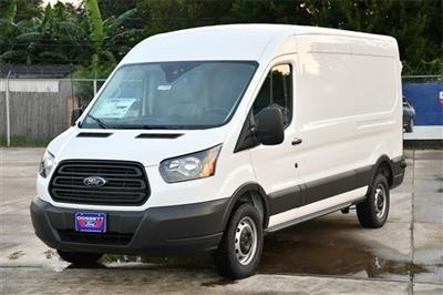 2018 Transit 250 Med Roof 4x2,  Empty Cargo Van #D0448 - photo 4