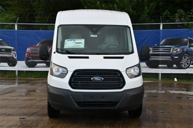 2018 Transit 250 Med Roof 4x2,  Empty Cargo Van #D0498 - photo 3