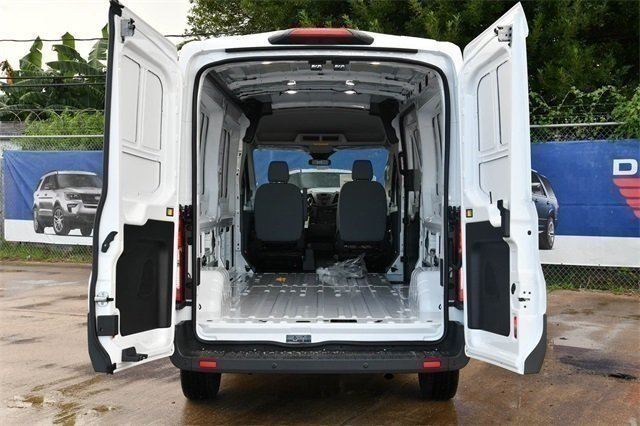 2018 Transit 250 Med Roof 4x2,  Empty Cargo Van #D0498 - photo 28