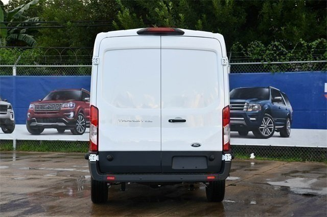 2018 Transit 250 Med Roof 4x2,  Empty Cargo Van #D0498 - photo 7