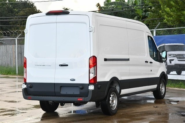 2018 Transit 250 Med Roof 4x2,  Empty Cargo Van #D0498 - photo 8