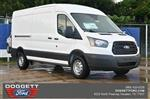 2018 Transit 250 Med Roof 4x2,  Empty Cargo Van #D0498 - photo 1