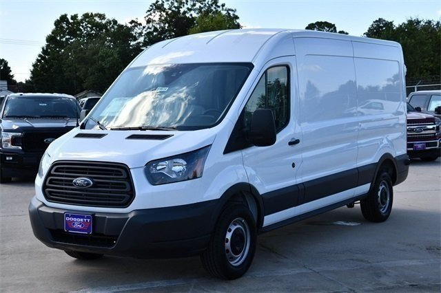 2018 Transit 250 Med Roof 4x2,  Empty Cargo Van #D0534 - photo 4