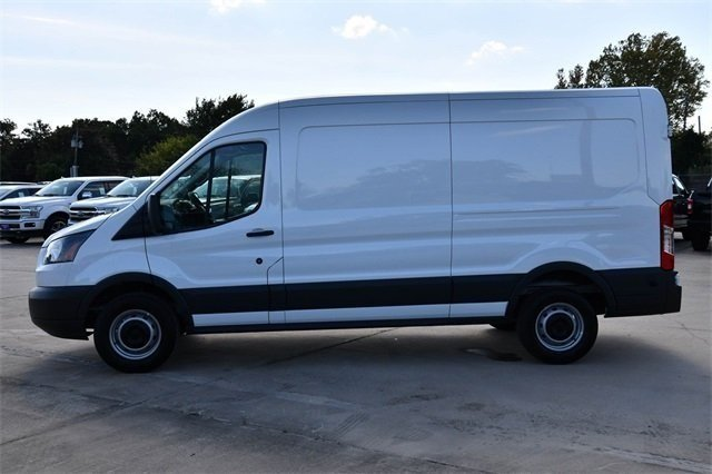 2018 Transit 250 Med Roof 4x2,  Empty Cargo Van #D0534 - photo 5