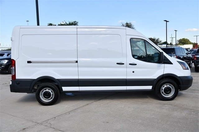 2018 Transit 250 Med Roof 4x2,  Empty Cargo Van #D0534 - photo 9