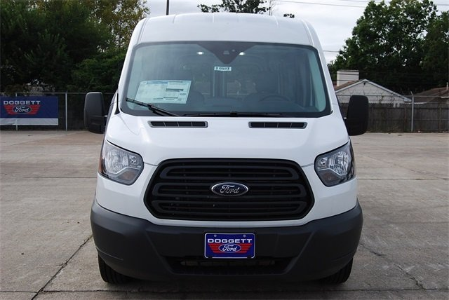2018 Transit 250 Med Roof 4x2,  Empty Cargo Van #D0587 - photo 3