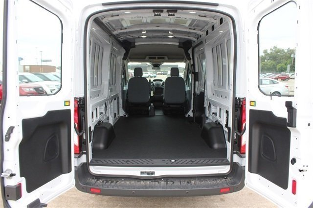 2018 Transit 250 Med Roof 4x2,  Empty Cargo Van #D0587 - photo 2