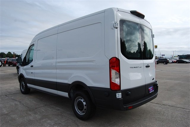 2018 Transit 250 Med Roof 4x2,  Empty Cargo Van #D0587 - photo 6