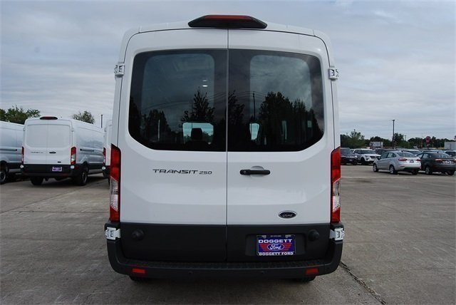 2018 Transit 250 Med Roof 4x2,  Empty Cargo Van #D0587 - photo 7