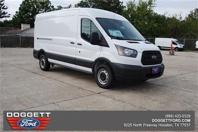 2018 Transit 250 Med Roof 4x2,  Empty Cargo Van #D0587 - photo 1