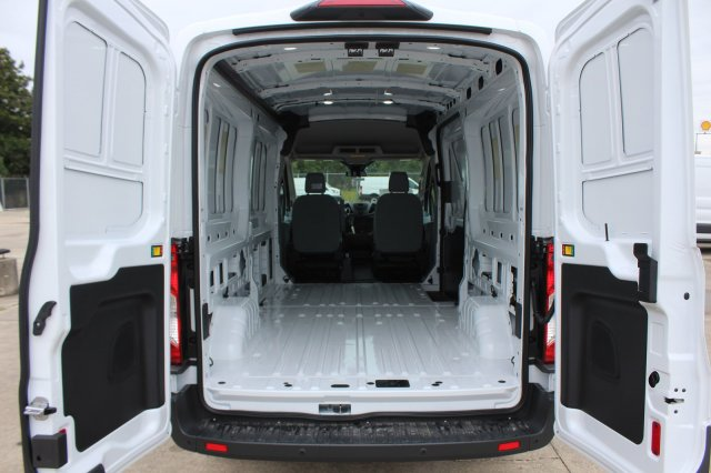 2018 Transit 250 Med Roof 4x2,  Empty Cargo Van #D0588 - photo 2