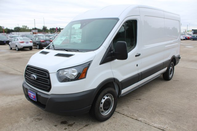 2018 Transit 250 Med Roof 4x2,  Empty Cargo Van #D0588 - photo 4