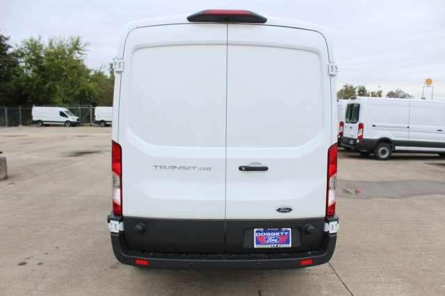 2018 Transit 250 Med Roof 4x2,  Empty Cargo Van #D0588 - photo 9