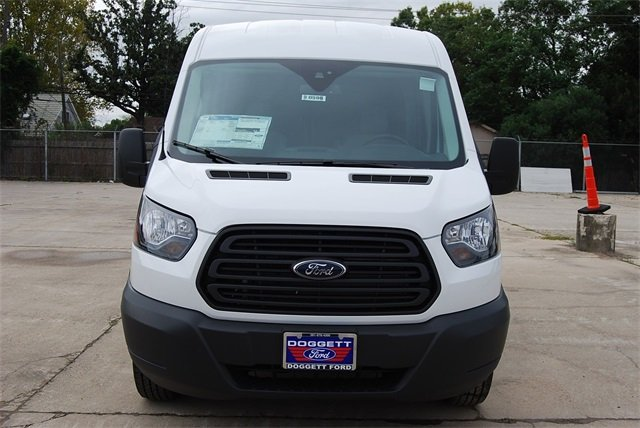 2018 Transit 250 Med Roof 4x2,  Empty Cargo Van #D0596 - photo 3