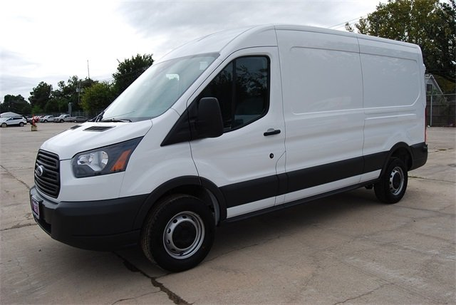 2018 Transit 250 Med Roof 4x2,  Empty Cargo Van #D0596 - photo 4