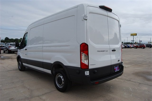 2018 Transit 250 Med Roof 4x2,  Empty Cargo Van #D0596 - photo 6
