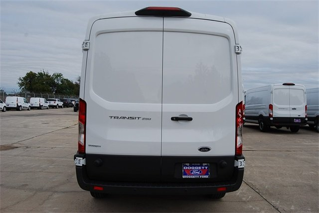 2018 Transit 250 Med Roof 4x2,  Empty Cargo Van #D0596 - photo 7
