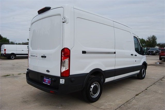 2018 Transit 250 Med Roof 4x2,  Empty Cargo Van #D0596 - photo 8
